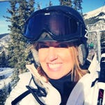 Catherine Grimes died in an avalanche in Jackson Hole, Wyoming, on Sunday, Jan. 24, 2016.