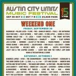 Livestream Austin City Limits Festival Weekend 1