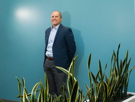 Tom Catani, U.S. Cellular vice president of sales,