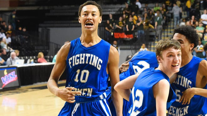 Former Robert E. Lee basketball star Jarvis Vaughan, who is playing at Massanutten Military Academy this year, has decommitted from Old Dominion University, opening up his recruiting again.