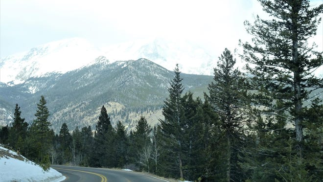 Scenic drives are one of the best ways to find solitude and practice safe distancing.