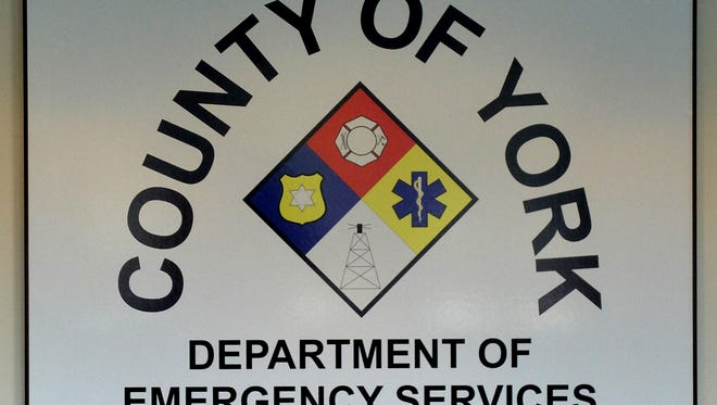 The York County Commissioners approved a five-year contract Wednesday worth more than $2.1 million for maintenance of the county's emergency management systems, including the 911 call center. Friday, July 22, 2016. John A. Pavoncello photo