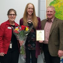 Mineral Point teacher recognized for ag literacy work