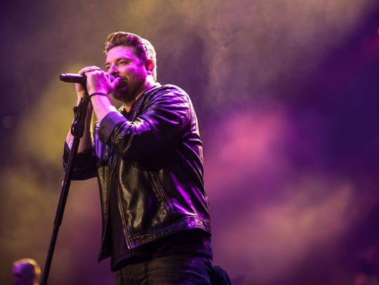 "Chris Young will bring his ""Losing Sleep 2018 World Tour"" to Knoxville in November."