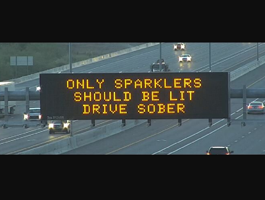 ADOT's Fourth of July message