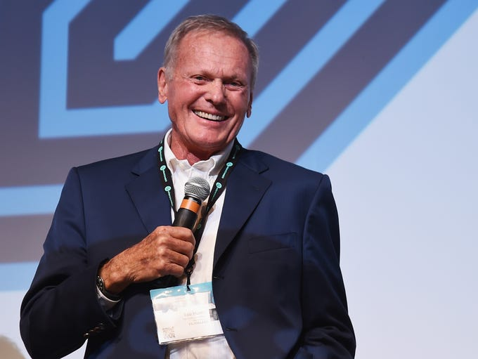 July 8, 2018: Tab Hunter, the heartthrob actor and