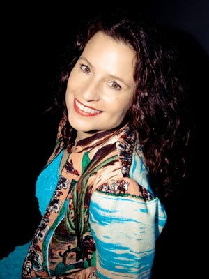 Singer-songwriter Audrey Auld.