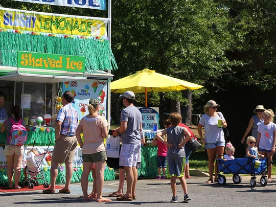 Fairview Nature Fest will offer savory choices and