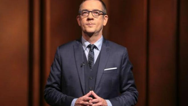"""Ted Allen is the host of the popular Food Network chef competition show """"Chopped."""" Nemo Bolin will be on Tuesday's episode, June 23."""