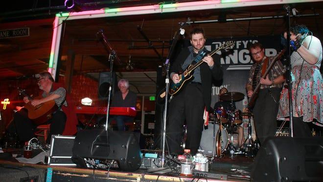 DarkHorse is a Salem blues and folk rock band.
