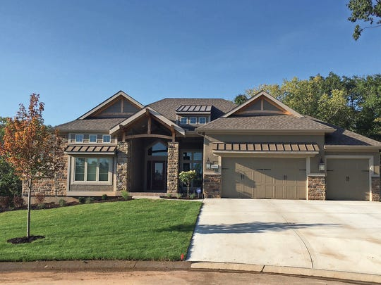 Kelly and Michael Bohning's 4,200-square-foot home