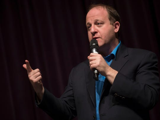 Colorado gubernatorial candidate Jared Polis answers