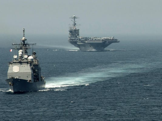 US-SYRIA-CONFLICT-NAVY-DEFENCE
