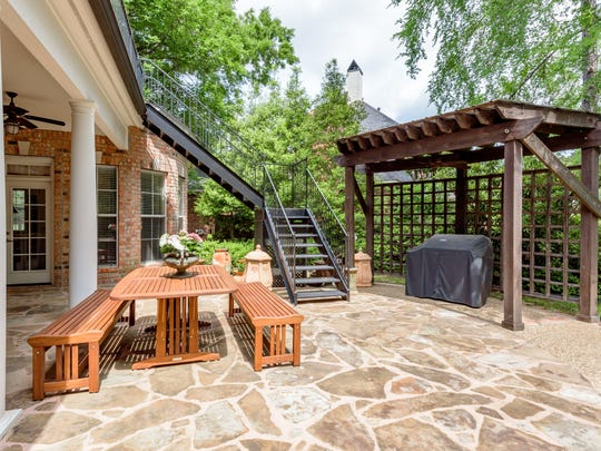 This Southern Trace home offers plenty of outdoor living