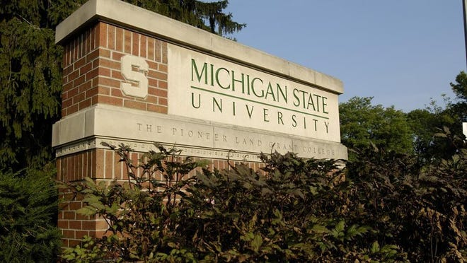 Michigan State University says its more than seven-year fundraising campaign brought in about $1.83 billion.