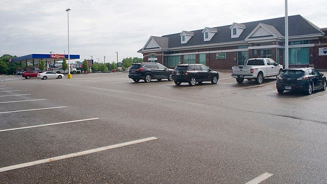 The parking lot that sits between Beechwood Avenue and Giant Eagle Marketplace will hold the Alliance Farmers Market this summer. The market kicks off Saturday.