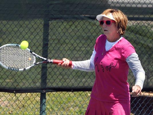 Pink Ribbon Tennis 1