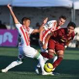 Club Necaxa visit to DCFC taps into Latino community's soccer passion