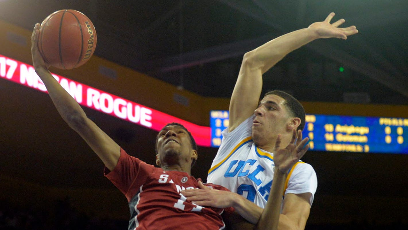 UCLA goes wire-to-wire in win over Stanford