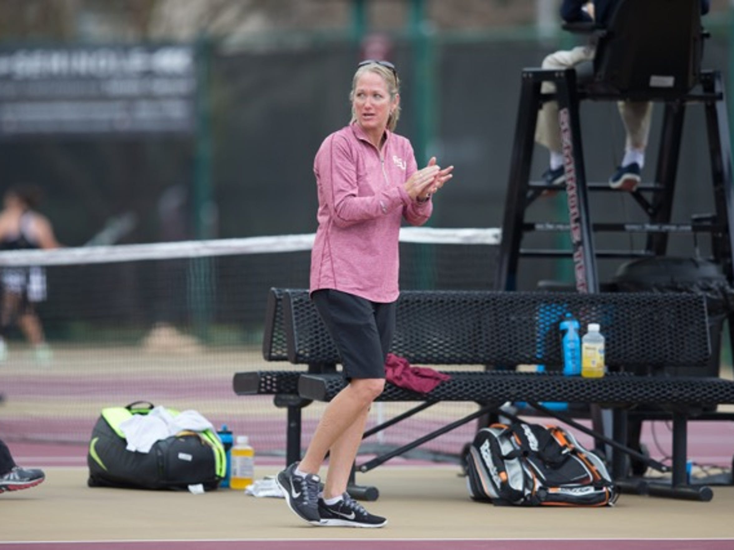 Over the years, Florida State head coach Jennifer Hyde has developed a team which lives and breeds off one another.