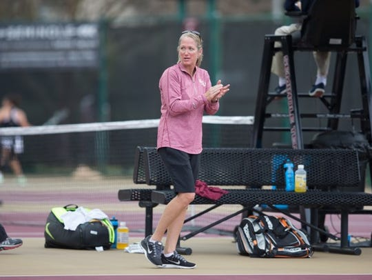 Over the years, Florida State head coach Jennifer Hyde