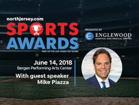 Save $5 on tickets to the NorthJersey.com Sports Awards featuring guest speaker Mike Piazza!