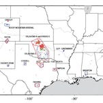 Research has identified 17 areas in the central and eastern United States with increased rates of induced seismicity. Since 2000, several of these areas have experienced high levels of seismicity, with substantial increases since 2009 that continue today.