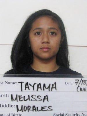 Melissa Tayama
