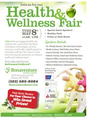 Bonaventure of Keizer is hosting its first Health and