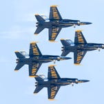 SRIA adds 10 buses to Blue Angels weekend to ease traffic