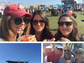 Maria Menounos went to the  DirectTV Super Fan Fest