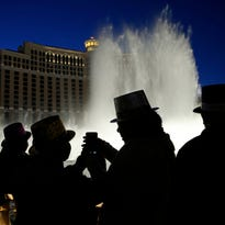 Tourism agency: Fewer visitors came to Las Vegas in 2017