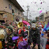 Woodstock will put its musical mark on Mardi Gras