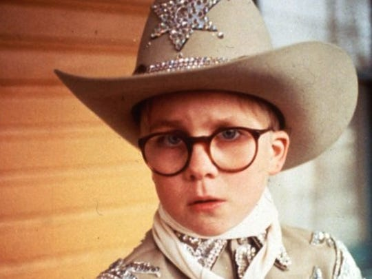 """Peter Billingsley in """"A Christmas Story"""""""