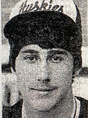 Barry Freeman in 1986.