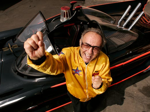 "George Barris, the self-proclaimed ""crazy car guy"""