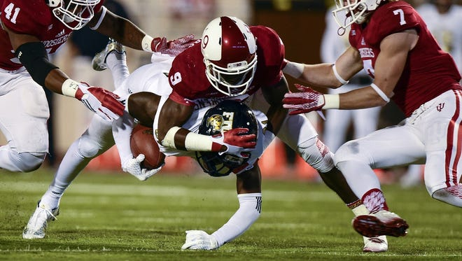 IU's defense was much-improved in win over FIU.