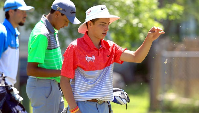 Ray's Sam Susser will go for his second district title in less than a week as he competes in the District 30-5A golf tournament Tuesday and Wednesday at River Hills Country Club. Susser won the boys singles District 30-5A tennis title.