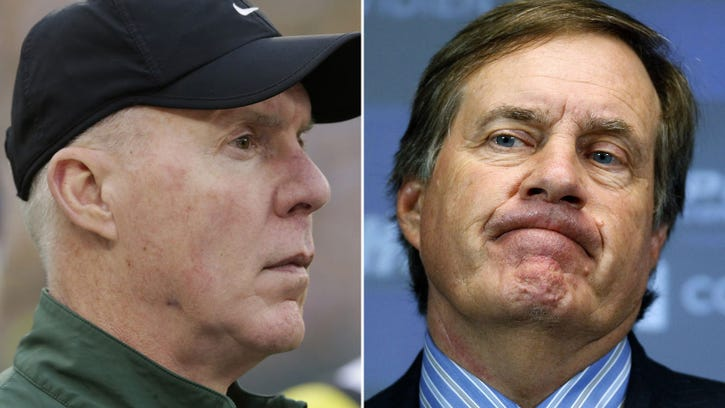 Ted Thompson and Bill Belichick have built two of the most successful teams in the NFL.