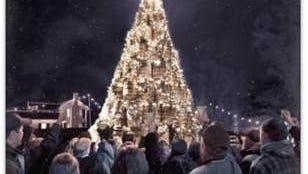 The Jack Daniel's Barrel Tree