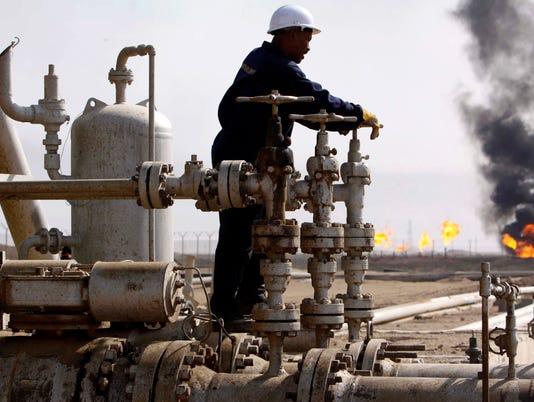 AP IRAQ OIL F FILE I IRQ