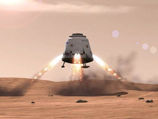 Mars_craft