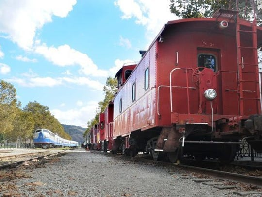 Hop a train this weekend in Fillmore.