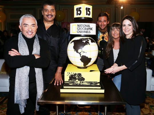National Geographic Channel Celebrates 15th Anniversary