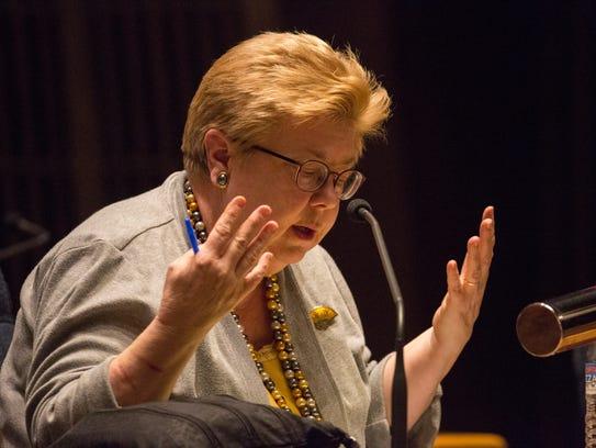 New Castle County District 5 Councilwoman Lisa Diller