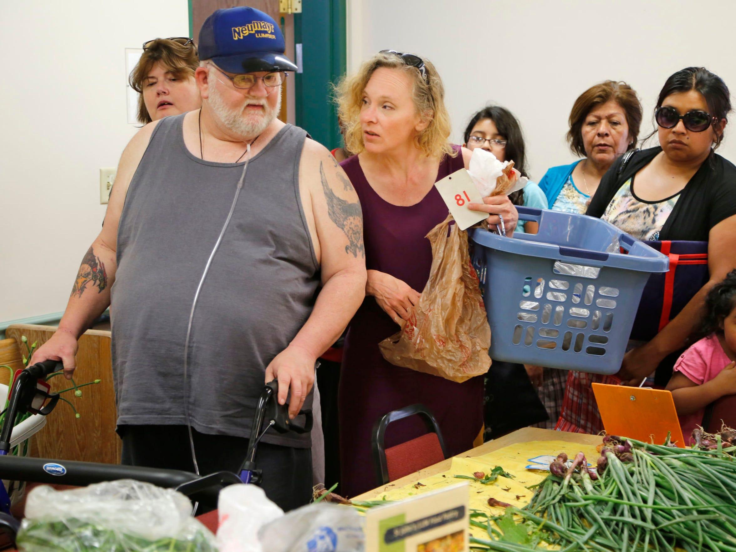 LAF LUM Food Pantry Weekend Opener