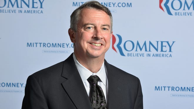 Ed Gillespie, a former national Republican Party chairman, advised Mitt Romney's 2012 campaign.