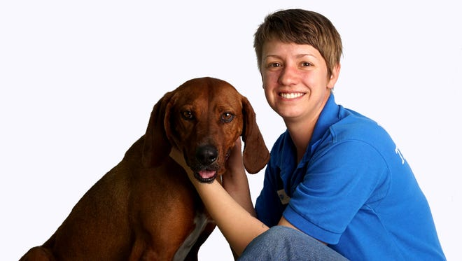 Dusty Prichard is canine manager for SPCA of Northern Nevada