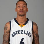Michael Beasley was released just a month after signing for Memphis.