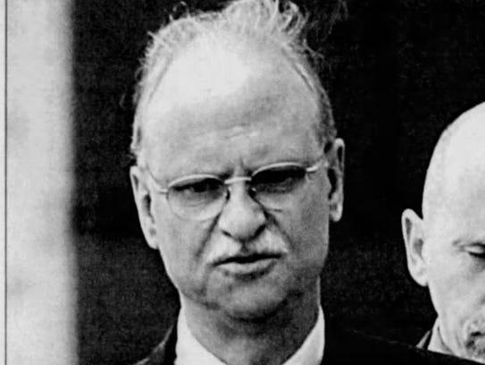 Robert Janiszewski was sentenced to 41 months in prison.